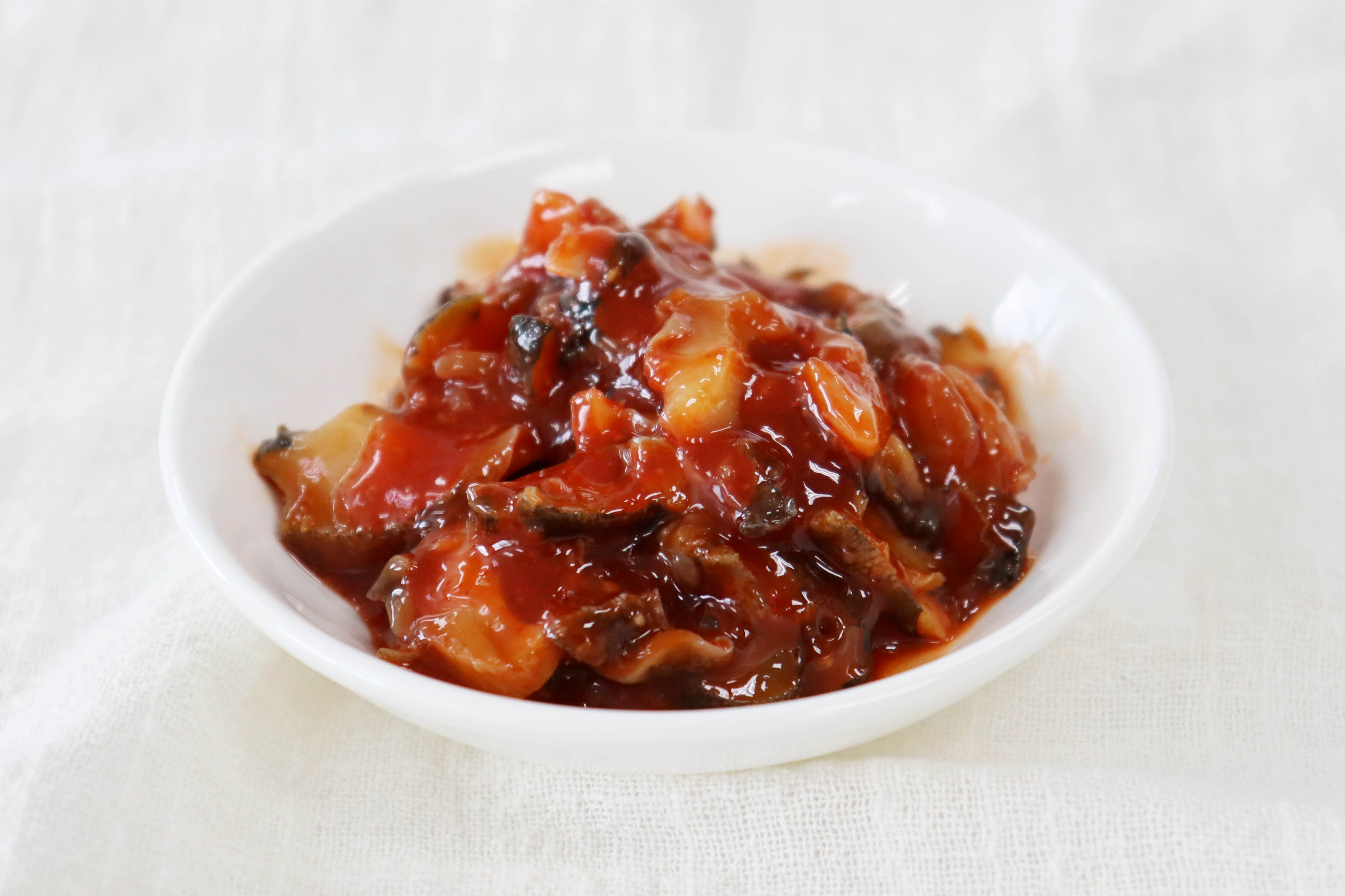朝鲜风味海螺