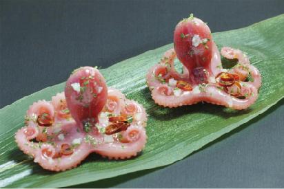 意大利风味小章鱼